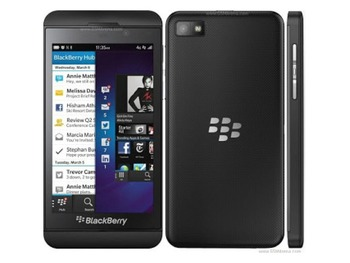 Новый BlackBerry Z10
