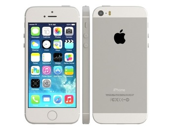 Продам iPhone 5s silver 16gb