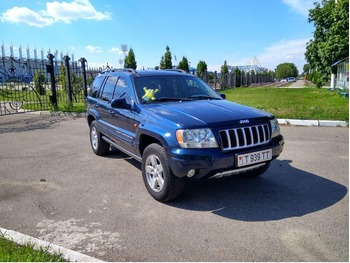 Jeep Grand Cherokee 2.7 CRD Laredo 2004 г.